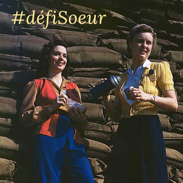 #defiSoeur