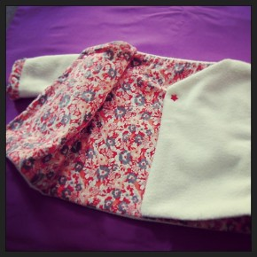 Baby jacket de Purl Bee